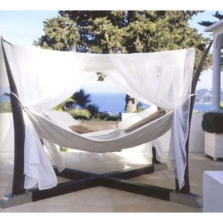 A cozy looking hammock. I'm making this board on a cold February morning as a sort of mini vacation inside my head.