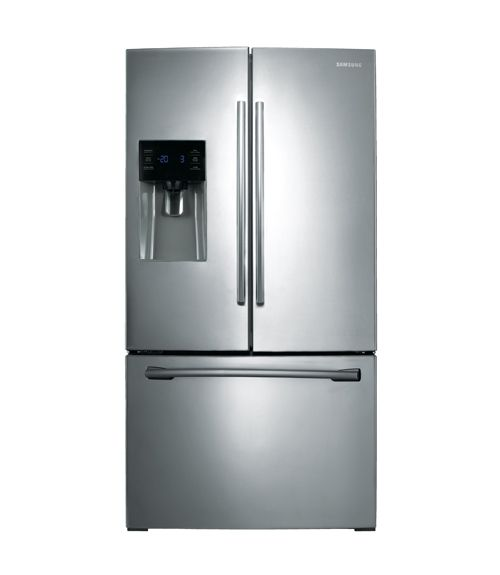 Samsung 26 Cu Ft French Door Refrigerator With External