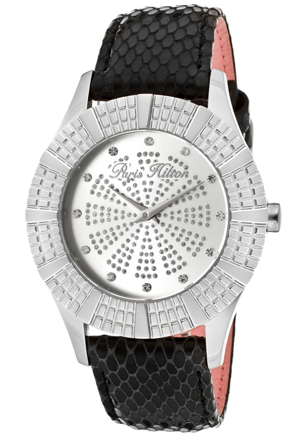 Price:$59.99 #watches Paris Hilton PH13103JS-04, With designs that embody the effortlessly chic and carefree nature of Paris herself, the Paris Hilton timewear collection offers trend setting designs to suit any occasion.