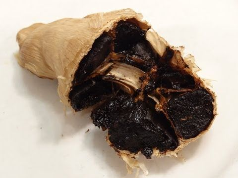 What is Black Garlic?? - I purchased this item the other day out of curiosity and thought it would be fun to share my initial taste test with you! What a welcome surprise. I had no idea that garlic could taste like this. I'm really glad to have shared this with you.