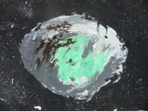 Povrch Měsíce