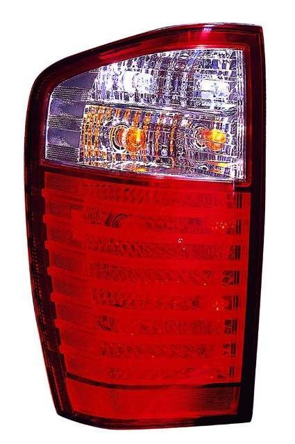 2006-2011 Kia Sedona Tail Lamp LH