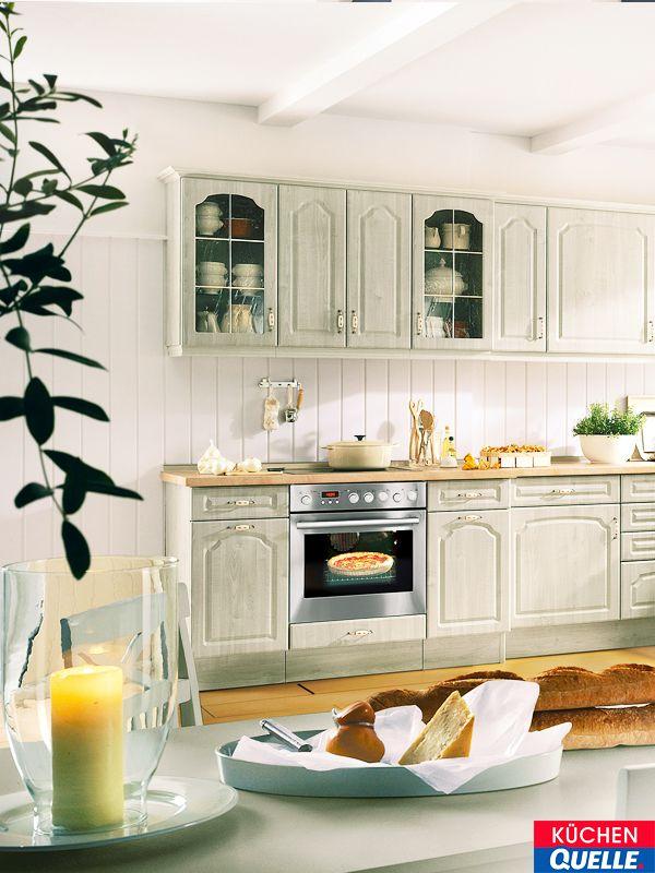 25 best ideas about landhaus k che on pinterest. Black Bedroom Furniture Sets. Home Design Ideas