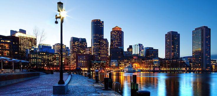 Onde Ficar em Boston #viagem #viajar