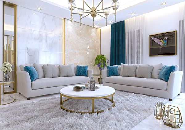 Freelance Living Dinning Room 3d Max 2018 Photoshop On Behance
