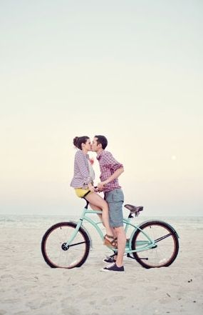 Kumsalda eğlenceli fotoğraf fikirleri, romantik fikirler