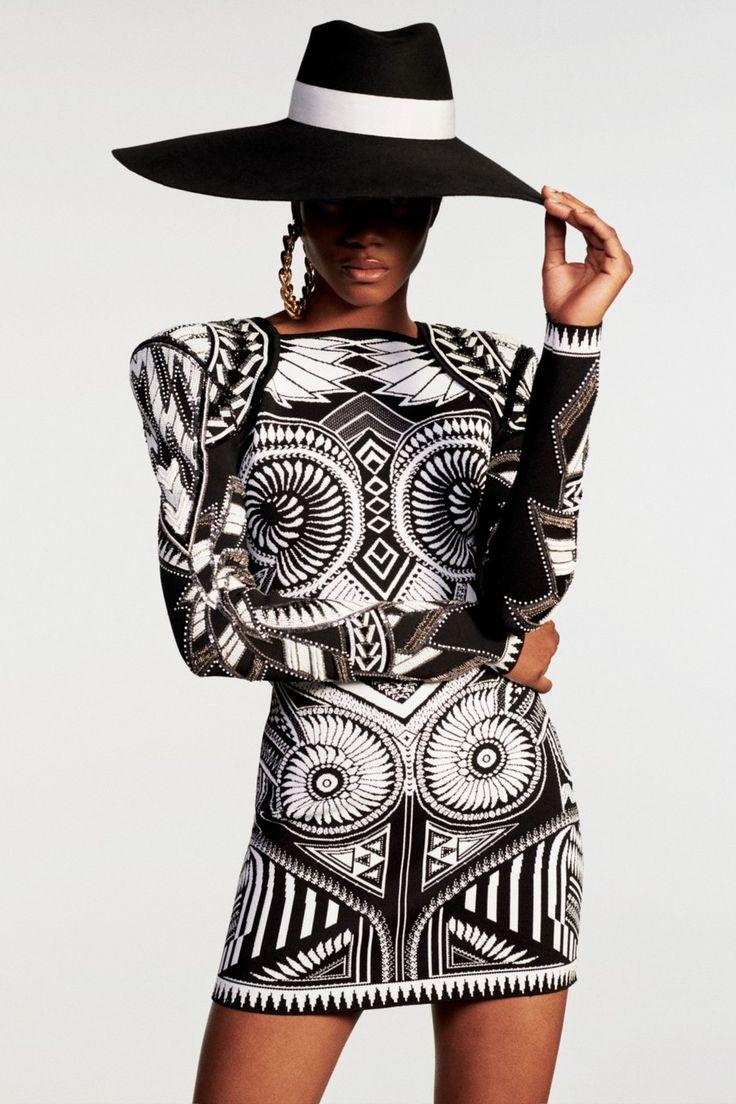 Balmain Resort 2020 Fashion Show