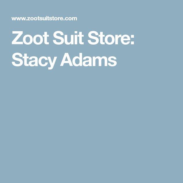 Zoot Suit Store: Stacy Adams