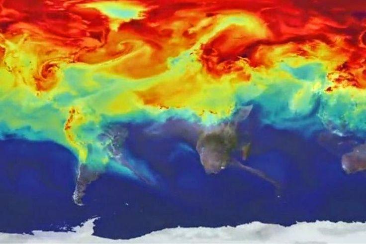 Un Mundo en Paz: Cómo contaminan la Tierra los países del hemisferi...
