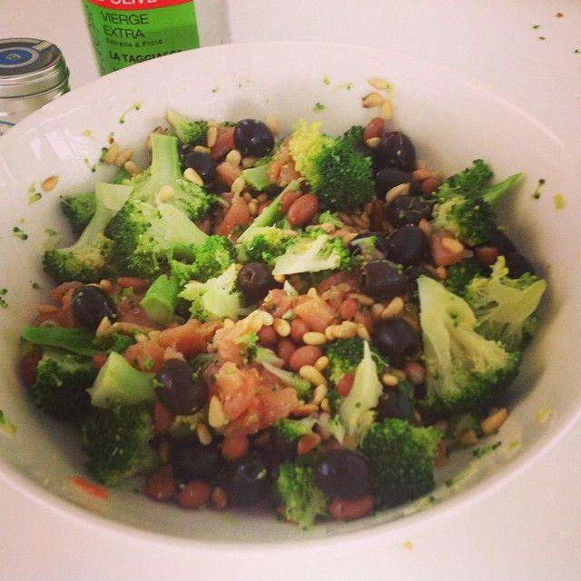 Broccolisalade #Padgram