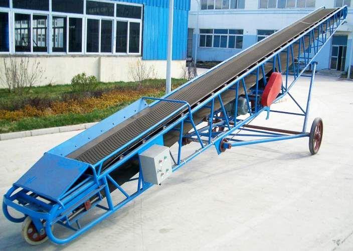 DY portable belt conveyor   ipar ekkor: 2019
