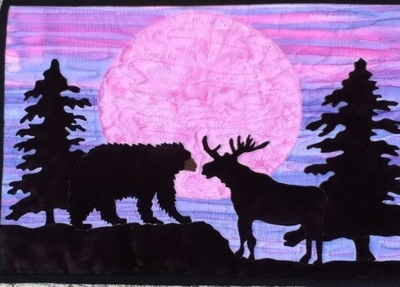 141 Best Images About Crafts Moose Stuff On Pinterest