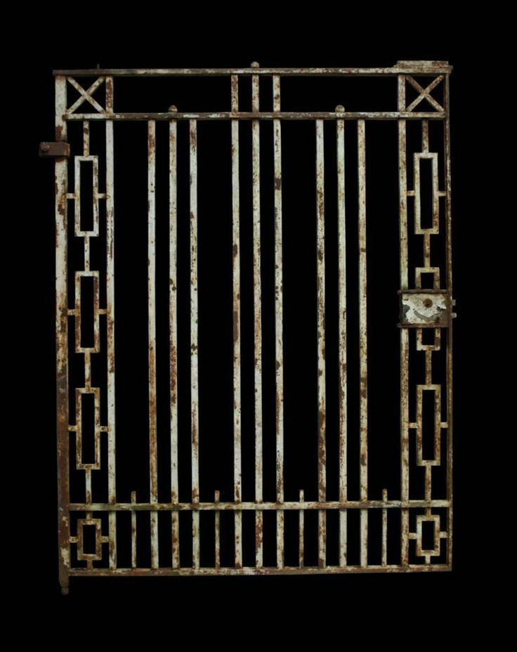 17 Best Images About Art Deco Wrought Iron Gates On