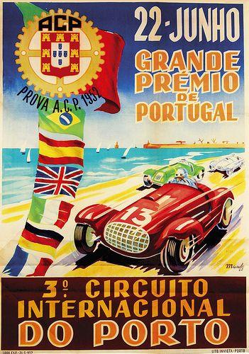 1952 III Circuito Internacional do Porto