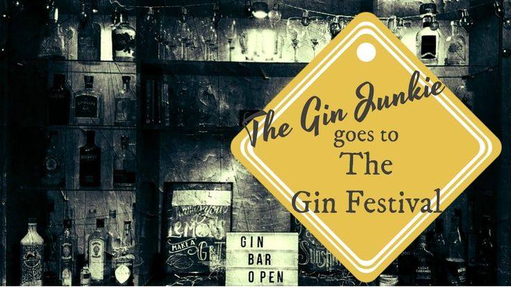 The Gin Junkie goes to The Gin Festival- Victoria Baths in  Manchester F...