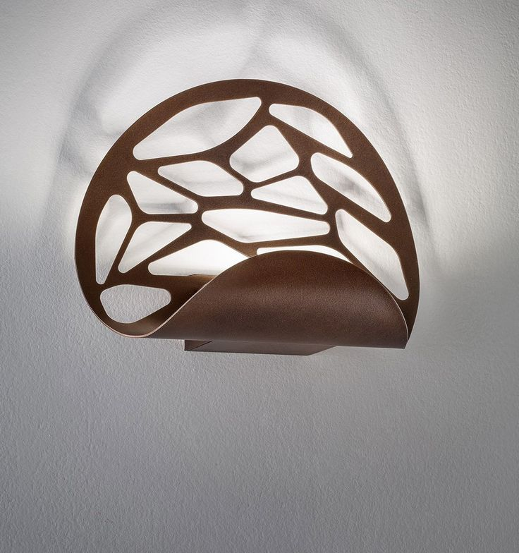 Wandlamp Kelly in woonkamer