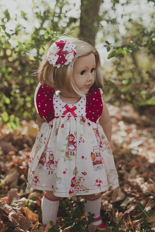 Clara Doll Top & Shorts - Violette Field Threads - 1