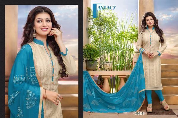 LadyIndia.com #Salwar Suit, Muskan New Special Designer Cotton Suit With Fancy Duppta, Salwar Suit, Dress Material, https://ladyindia.com/collections/ethnic-wear/products/muskan-new-special-designer-cotton-suit-with-fancy-duppta