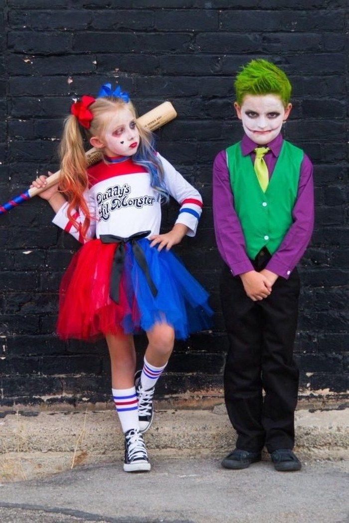 1001 Ideas For Creative Halloween Costumes For Kids