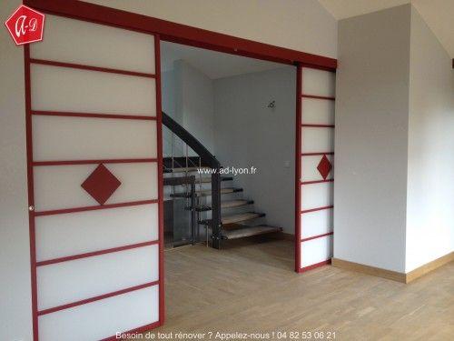 1000 id es sur le th me porte coulissante japonaise sur pinterest portes de placard lit. Black Bedroom Furniture Sets. Home Design Ideas