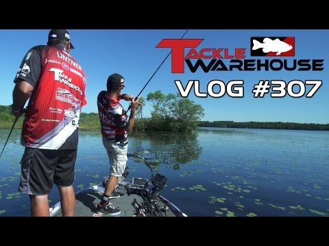"Michael ""Ike"" Iaconelli & Jared Lintner Fishing ""Lake X"" Part 5 – Tackle Warehouse VLOG #307"