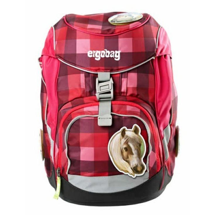 ergobag Olive Grey - ergonomic school bag