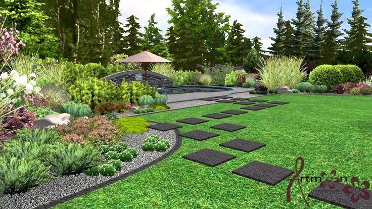 ARTMON OGRODY Projektowanie i urządzanie ogrodów, wizualizacja 3D, TARNÓ...