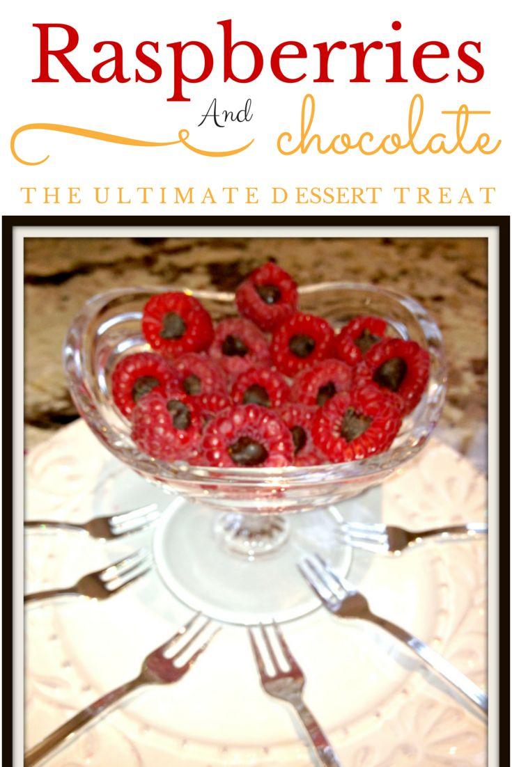Gluten Free A-Z + Body, Mind, Spirit Health: Raspberries and Chocolate- 1 Point Plus