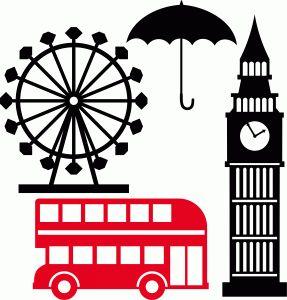 Silhouette Design Store - View Design #77444: london set 2