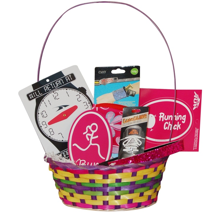 28 best easter running gifts images on pinterest running gifts running easter basket girl runner over 40 off 2499 negle Image collections