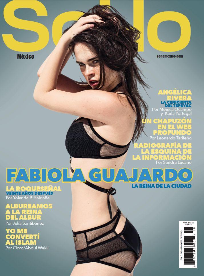 Actrices y actores latinos: Soho - Fabiola Guajardo, la reina de la ciudad
