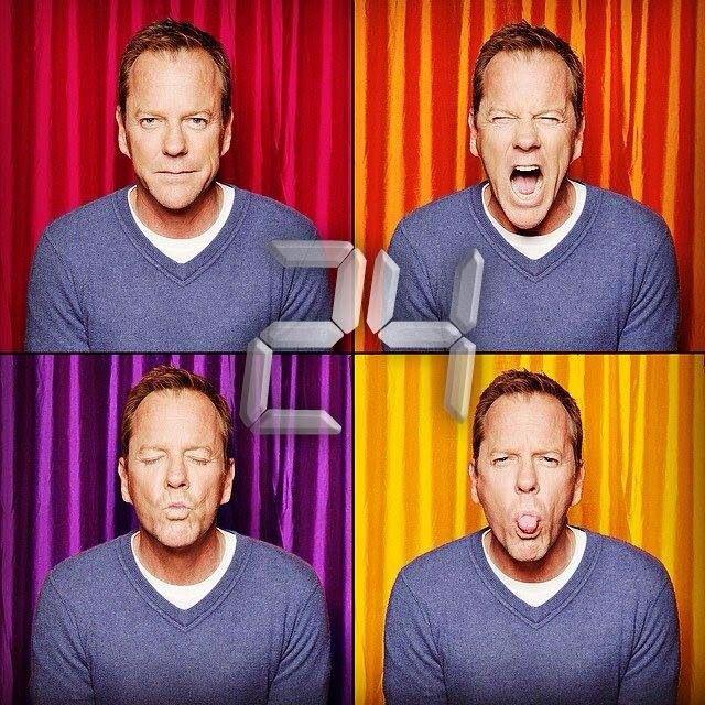 Jack Bauer Funny Quotes: 76 Best Kiefer Sutherland-Jack Bauer Images On Pinterest