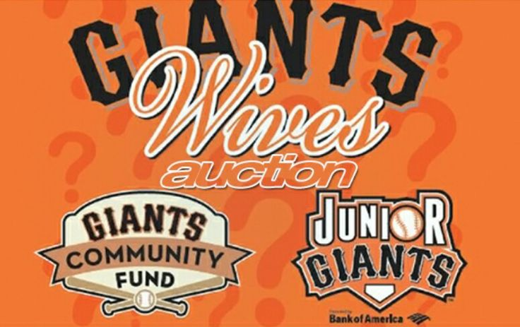 2016 San Francisco Giants Wives Auction