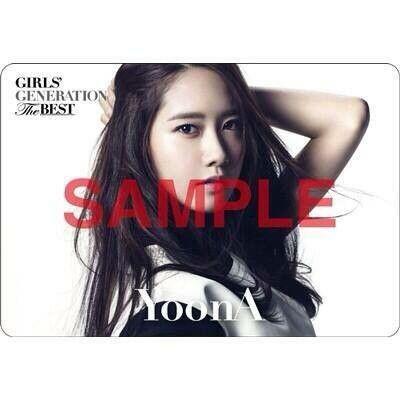YoonAh pothocard