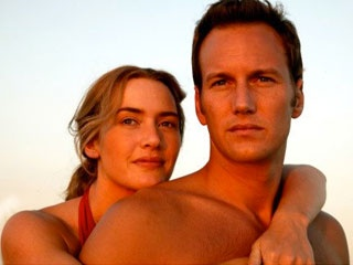 Little Children- A dissatisfied housewife (Kate Winslet) and the husband (Patrick Wilson) of a documentary filmmaker (Jennifer Connelly) have secret trysts while their spouses are at work.