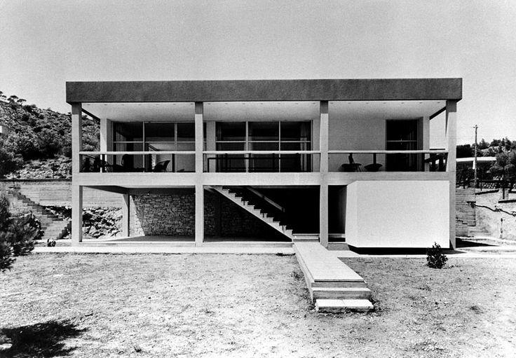 Κατοικία στη Βάρκιζα - Φατούρος, Γιαννάκης (1961)