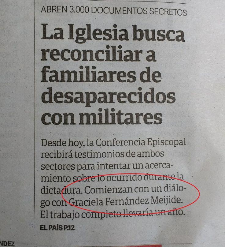 Periodista de Perón en Twitter: Dos demonios, una traidora recurrente y un nuevo desaparecido: el terrorismo de Estado - 02.05.2017