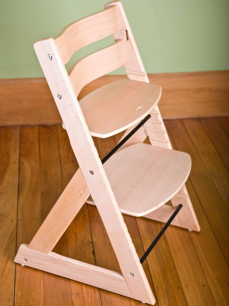 Safe Wooden High Chairs