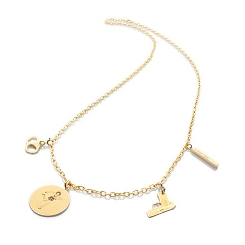 SHE/S A RIOT Online Store   LONG STORY chain with pendants   shop.shesariot.com