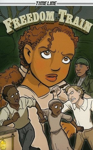 by Glen Downey, illustrated by Leigh Dragoon --    A young slave girl named Lizzie escapes from her owner with the help of her friend Elijah. When Elijah is killed, Lizzie has to trust others to guide her on that secret path to freedom, the Underground Railroad. Will she get to the Promised Land before she's caught?