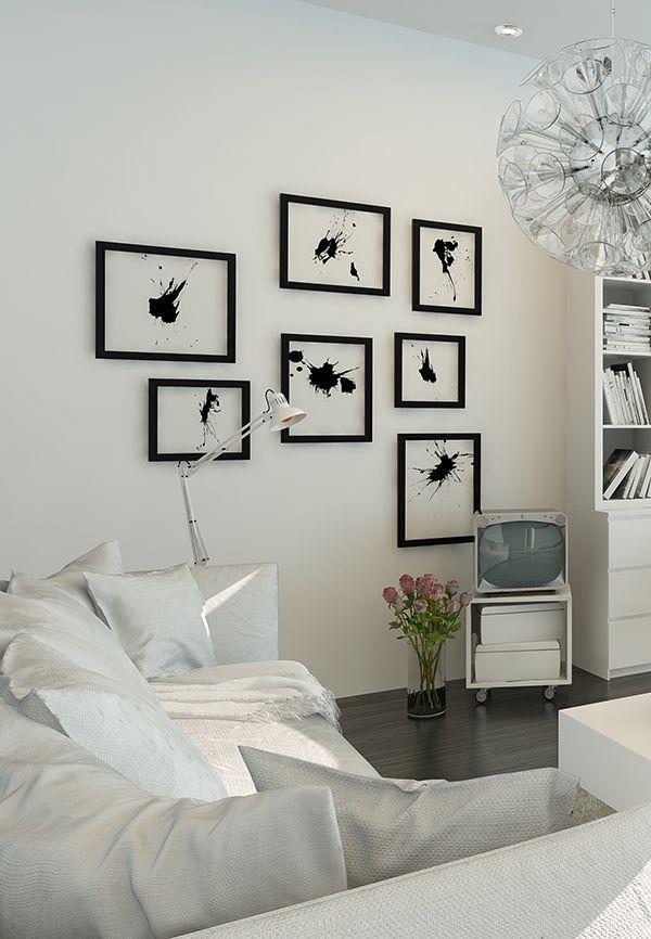 ¡Vive y decora tus paredes!