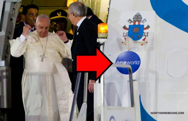 This seal proclaims that the One World Religion spoken up by Daniel the prophet and picked up again in the book of Revelation is indeed the goal of this pope and of the Vatican system.