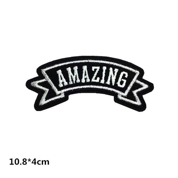 New to craftapplique on Etsy: amazing hat patch embroidered patch iron on patch sew on patch (3.00 USD)
