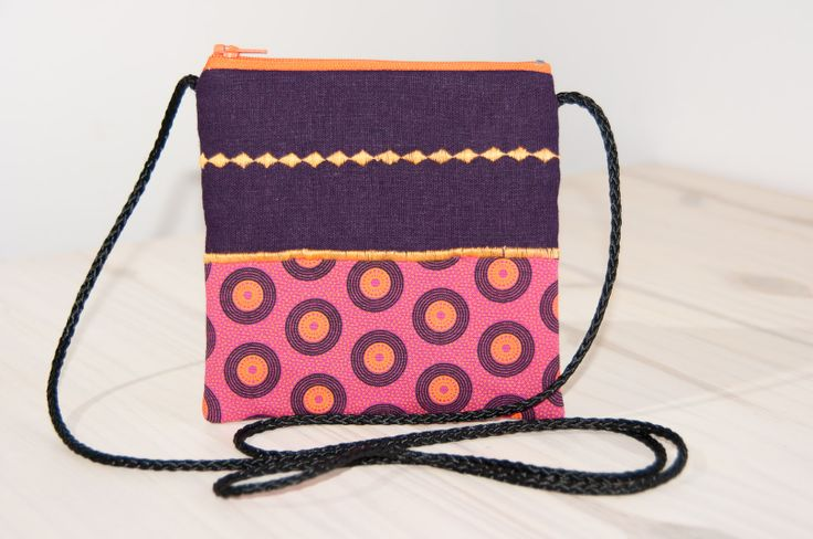 Cute sling wallet by GcobaGcoba