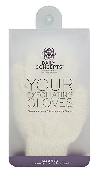 Daily Concepts Your Exfoliating Gloves Review