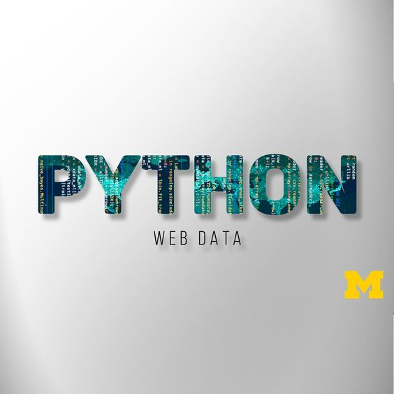 using python to access web data from university of michigan this course will show how