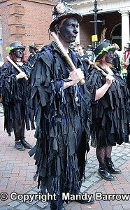 May Day - Morris Dancing