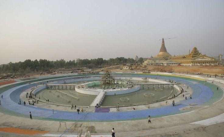 Naypyidaw, capitale fantôme de la Birmanie, Diaporamas