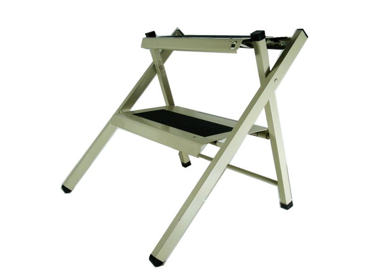 Vintage Ready Step By Ever Ready Folding Metal Step Stool By  LkWhatTheCatDraggedN On Etsy Https: