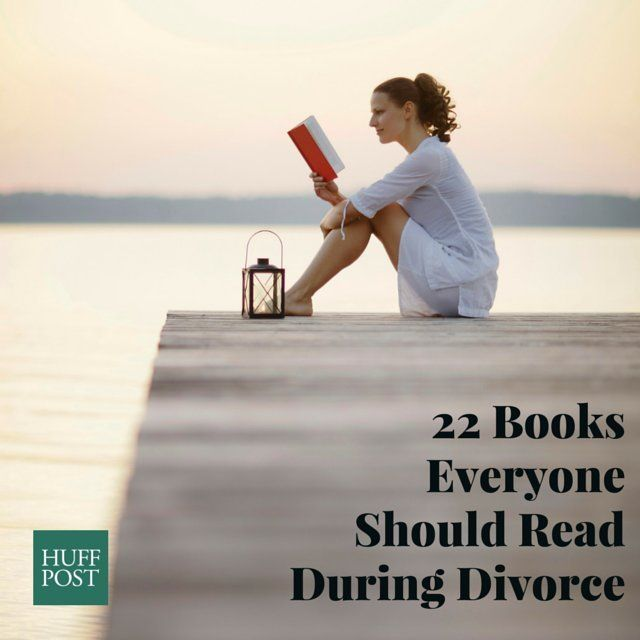 22 Books Everyone Should Read During Divorce